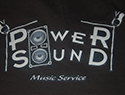 Logo Power Sound Music Service